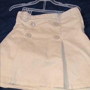School uniform skirt
